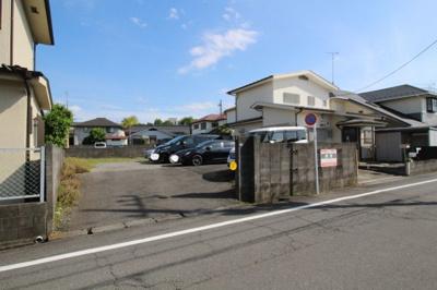 【外観】散田駐車場