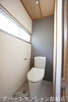 【トイレ】柏戸建て