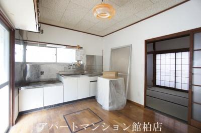 【キッチン】柏戸建て