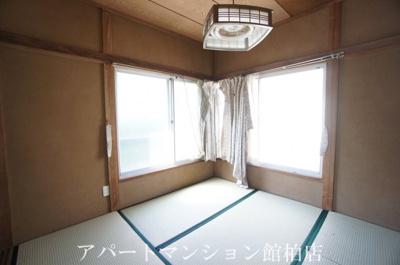 【寝室】柏戸建て