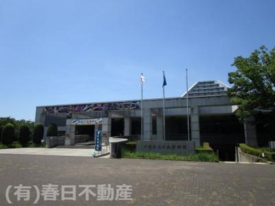 県立中央博物館まで約1550m