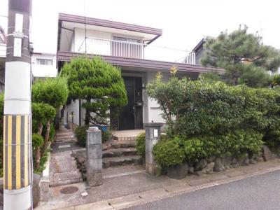 【外観】京都市山科区厨子奥尾上町