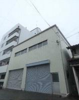 【外観】生野区巽南/倉庫事務所 2階建て 約93坪!貨物EVあり