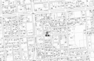 【地図】とん田東町 中古戸建