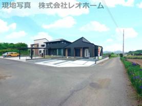 現地写真掲載 新築 甘楽町小川ID20-2 の画像