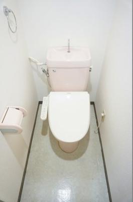 【トイレ】ニューサンコーハイツⅡ