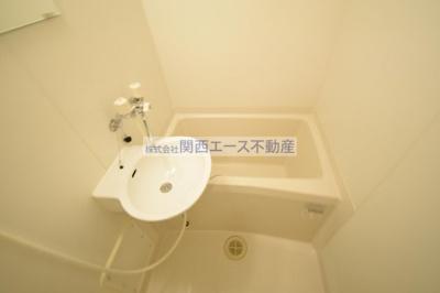 【浴室】レオパレスタチバナ