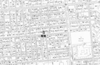【地図】高栄東町2丁目 中古戸建