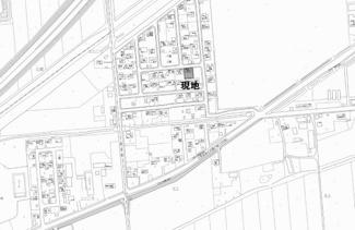 【地図】北上 中古戸建