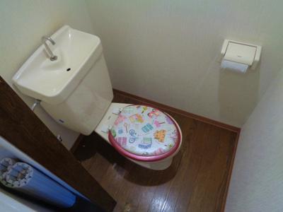 【トイレ】門馬ビル