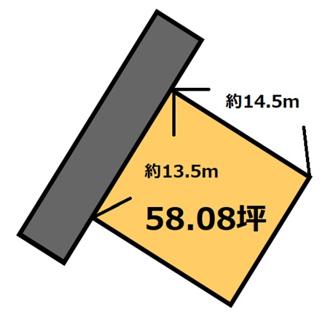 【土地図】第5東宝ランド 116万円