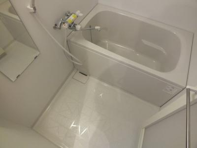 【浴室】ヴィハーラ北天満