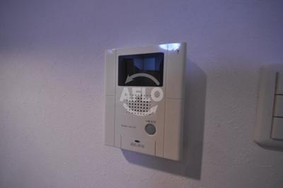 FUKUE BLD  モニター付きインターホン