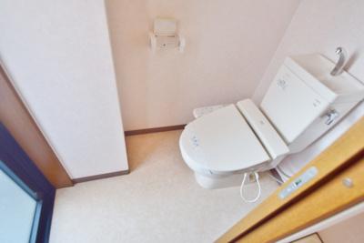 【トイレ】フィルハウス須賀