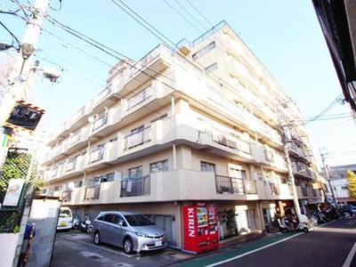 東急目黒線・池上線「武蔵小山」駅徒歩約9分。2駅2沿線利用可能。