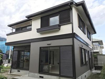 【外観】南アルプス市落合 再生住宅