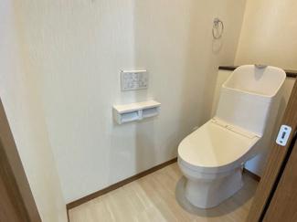 【トイレ】【売主】 マニフィーク平間Ⅸ B号棟 川崎市中原区上平間