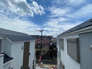 【展望】【売主】 マニフィーク平間Ⅸ B号棟 川崎市中原区上平間