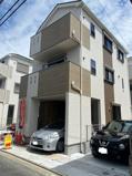 【売主】マニフィーク平間Ⅸ D号棟 川崎市中原区上平間の画像