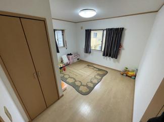 洋室の一部屋 一般的なサイズ感は安定です。