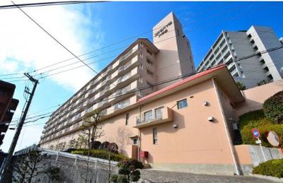 【外観】コスモハイツ六甲台
