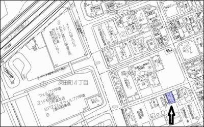 【地図】ノモズヴィレッジ六甲