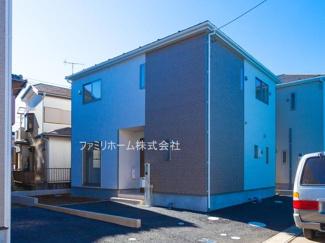 花見川区作新台 新築一戸建て ※令和3年1月撮影写真です。