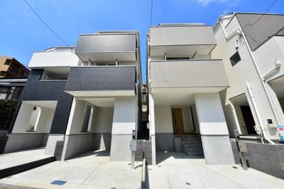 【外観】東急田園都市線「宮崎台」駅 新築一戸建て 3号棟