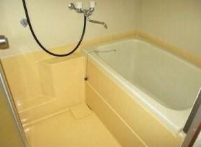 【浴室】津市一身田中野一棟マンション