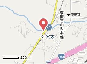 【地図】カーサ ヴェルデ