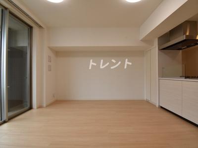 【居間・リビング】(仮称)レジデンス八丁堀