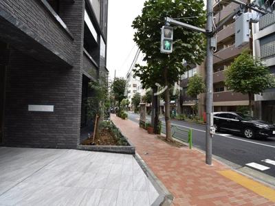 【周辺】(仮称)レジデンス八丁堀
