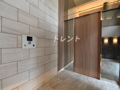 【セキュリティ】(仮称)レジデンス八丁堀
