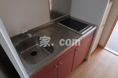 【キッチン】レオパレスエリュシオン(38021-308)