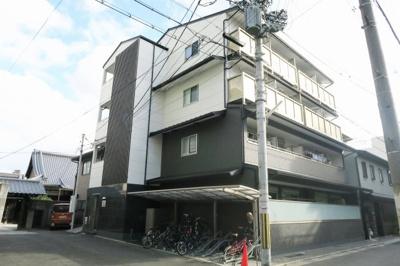 【外観】ベルク五条高倉