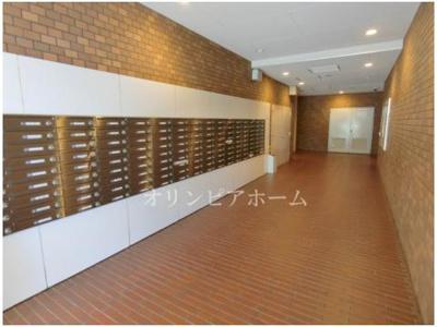 【エントランス】コープ野村亀戸 12階 リノベーション済 亀戸1丁目