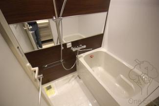 【浴室】ブエナビスタ梅田ノース