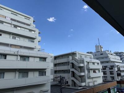 【展望】ニックハイム綱島第3