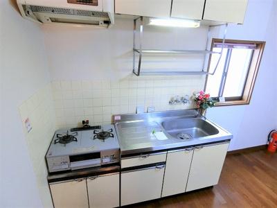 【キッチン】サンミヨシ昭島