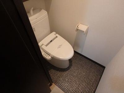 【トイレ】ウイングス三萩野