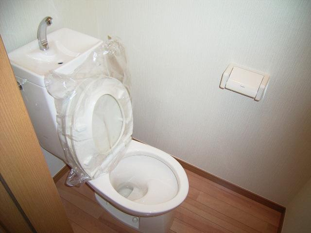 【トイレ】第2白崎荘