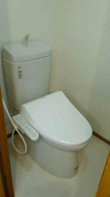 【トイレ】大手通りキャッスルヴィラ
