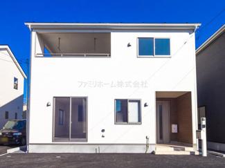 成田市本城 新築一戸建 ※令和3年2月撮影写真です。