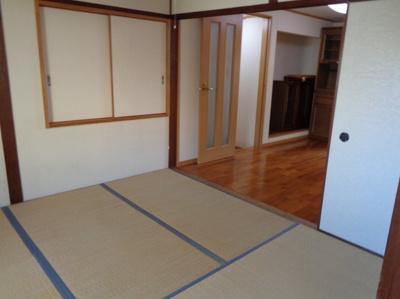 【居間・リビング】K邸2F(宇宿1丁目)