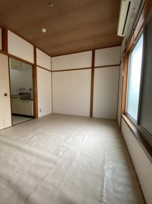 【居間・リビング】上園アパート