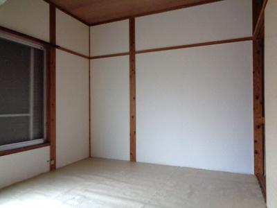 【和室】上園アパート