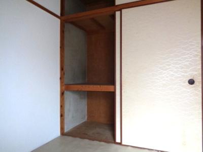 【収納】上園アパート