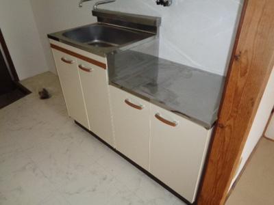 【キッチン】上園アパート