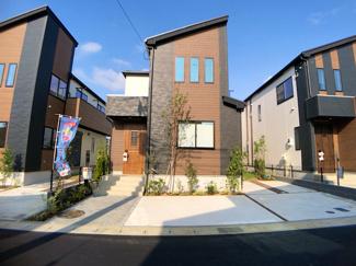 船橋市緑台2丁目に全16棟のビックコミュニティが堂々誕生しました。