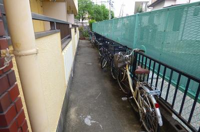 【駐車場】コーポ扇
